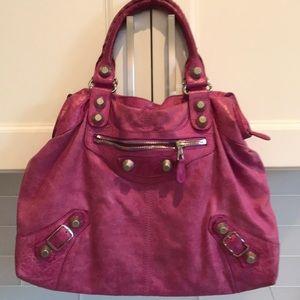 Balenciaga giant brief bag